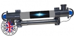 Elecro Steriliser UV-C E-PP-55Вт ультрафиолет для бассейна 50 м3