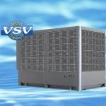 Fairland IPHC300Т 120кВт инверторный тепловой насос для бассейна 530 м3 (тепло/холод)