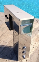Фильтрующая установка Aquatic 15 (M) для бассейна 60 м3